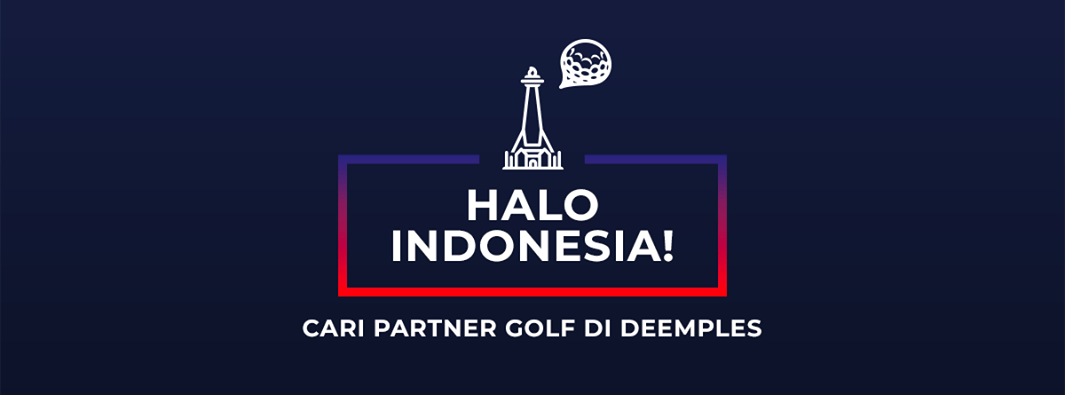 Deemples Golf indonesia