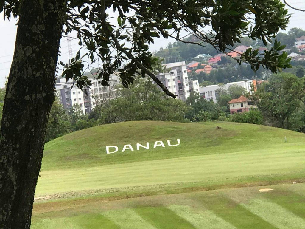 deemples golf gathering - danau golf club