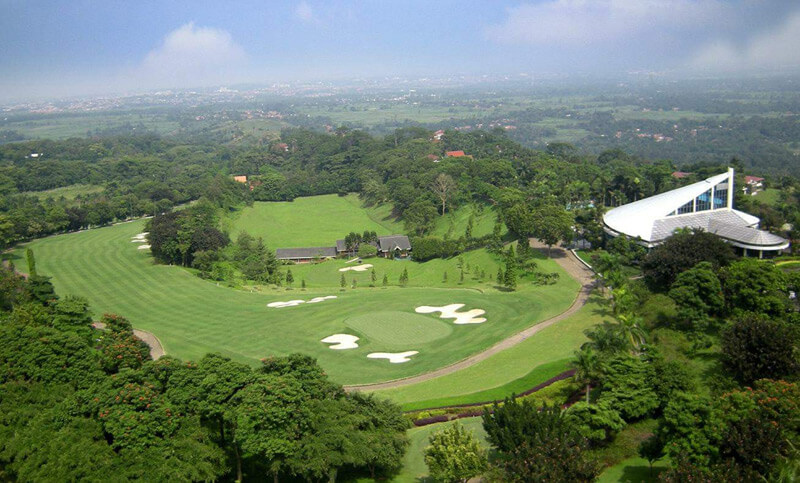 gunung geulis country club deemples bogor indonesia golf courses