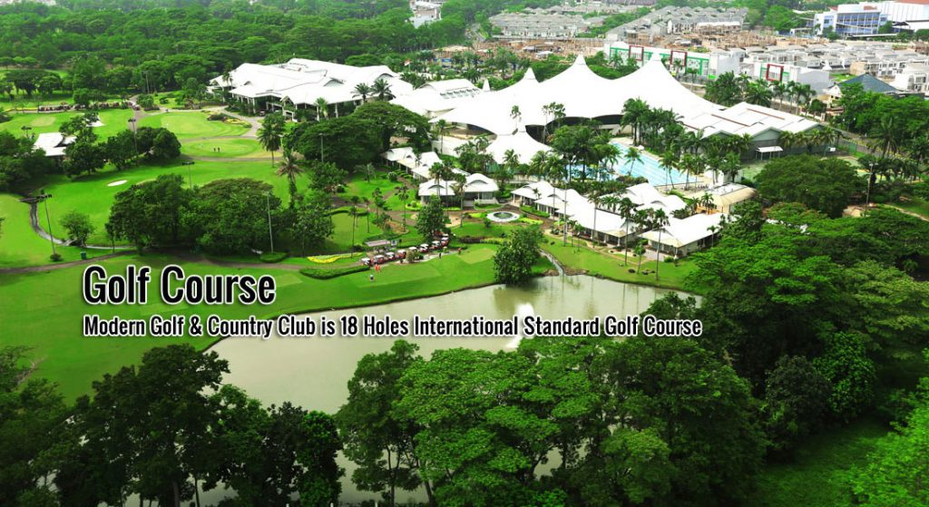 deemples tangerang golf courses modern golf club