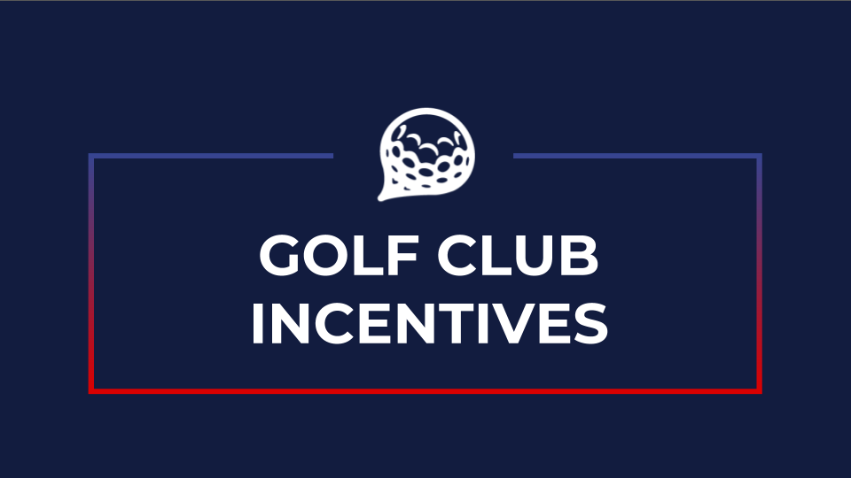 deemples golf club incentives
