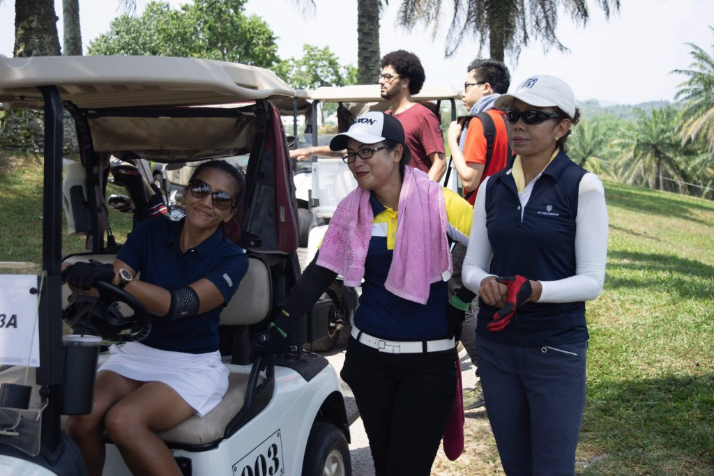 azrin deemples monthly medal danau golf club