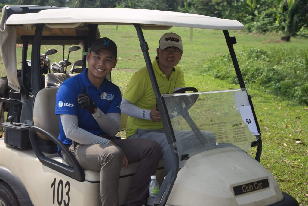 danau golf club deemples monthly medal