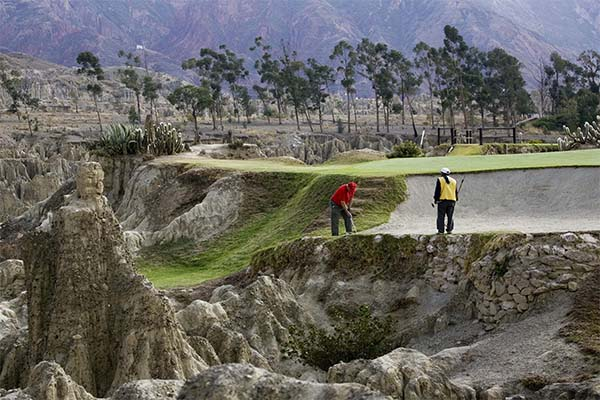 Highest-golf-course