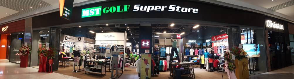 MST Golf shops in Singapore