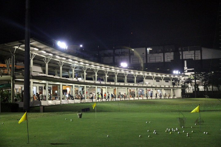 club gading mas driving range