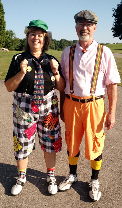 TheMulligan-Tour:-Helen-Puffenberger-Winner-of-Ugliest-Attire-Award-Shown-here-with-the-(slightly)-less-ugly-(and-2010-winner)-David-Martin