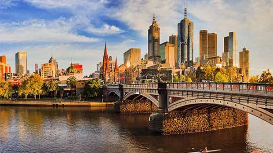 Top 10 Golf Courses in Melbourne