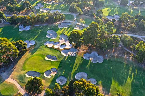 public golf courses in Sandbelt