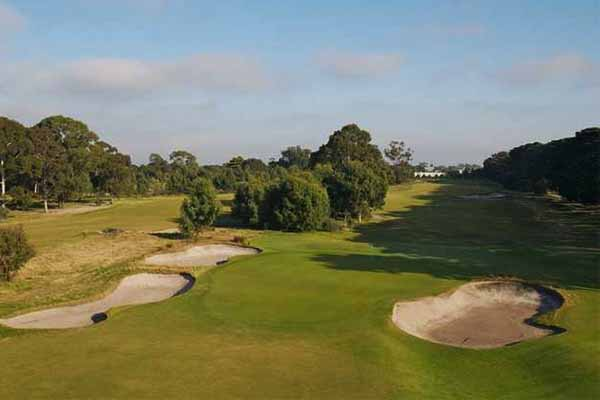 Course View of Victoria Golf Club