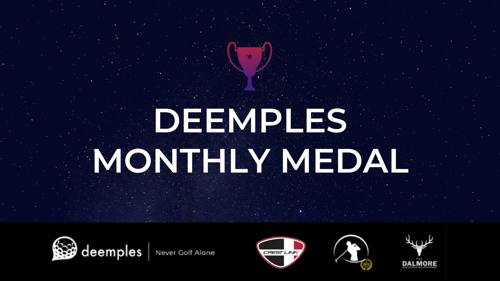 deemples-monthly-medal